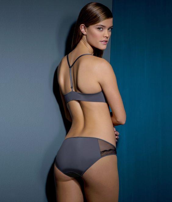 Nina Agdal Calvin Klein lingerie 8