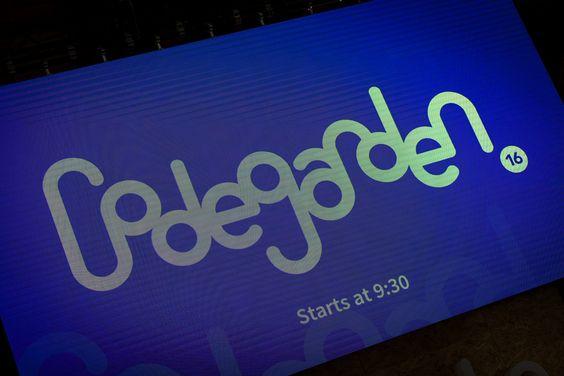 CodeGarden 16