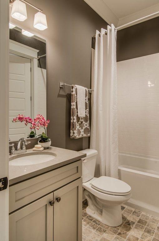 Portico Small Bathroom Remodel Bathrooms Remodel Bathroom Decor