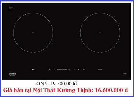 Giá bán của bếp từ Munchen M568I mới nhất trong tháng 9