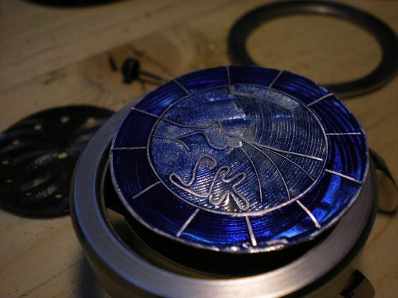 Enamel cloisonne. ( dial watch, icon, etc....) - Page 2 Ca715860e0ae1d180741c66e97138186
