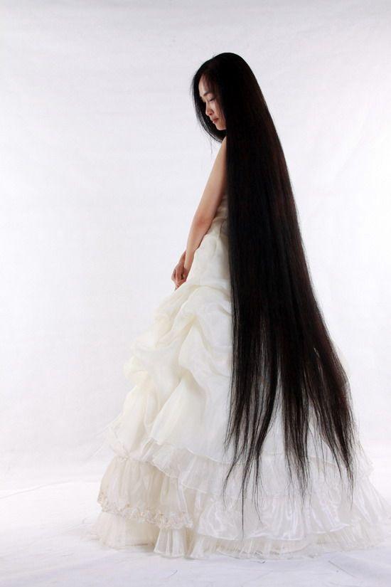 Long Hair Teen Brunette