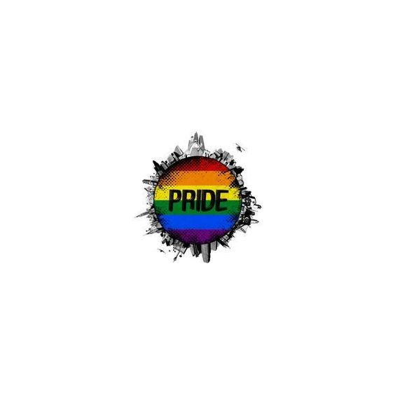 Pride City : LGBT News Shop ❤ liked on Polyvore
