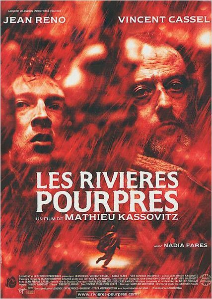 Les Rivières Pourpres de M.Kassovitz (2000)