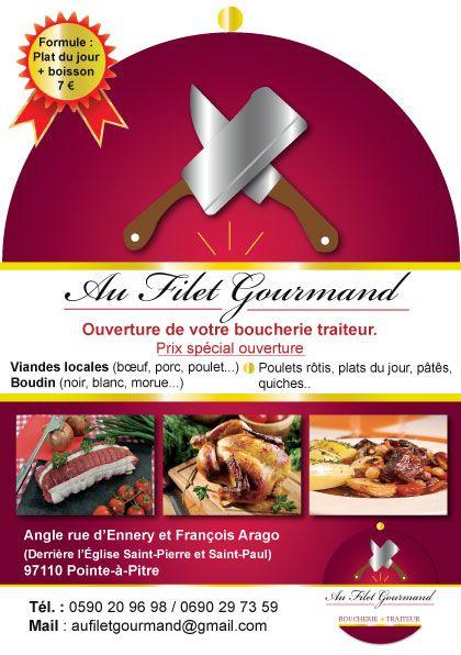Au filet Gourmand