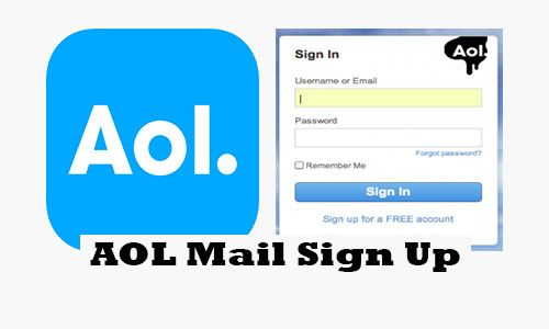 Aol Mail Sign Up Aol App Download Aol Account Mail Sign Aol