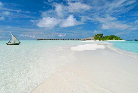 Cocoa beach, Maldives