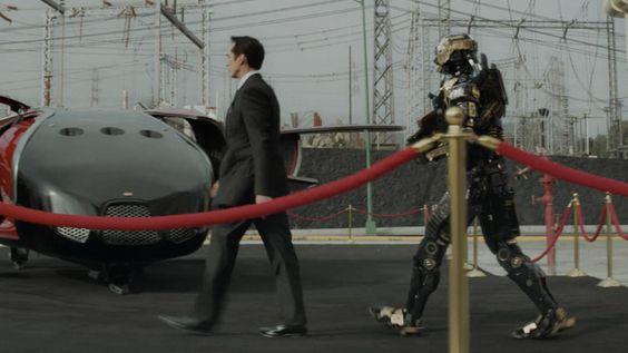 The Magic Behind Matt Damon's Suit In ELYSIUM! — GeekTyrant