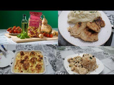 افكار وجبات للعشاء او العمل ساهلة ماهلة في المتناول Youtube Idee Pour Dinner Food Meat Chicken