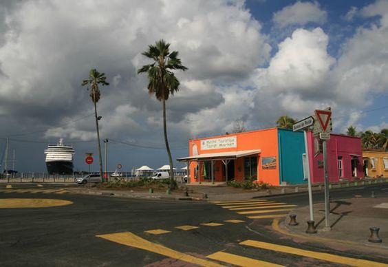 Martinique |  Fort de France © AliZéMédia