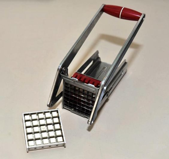 potato cutter,to make fries.