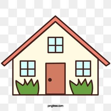 บ านการ ต น บ านภาพต ดปะ การ ต นเวกเตอร บ านเวกเตอร ภาพ Png และ Psd สำหร บดาวน โหลดฟร House Drawing For Kids Cartoon House House Cartoon