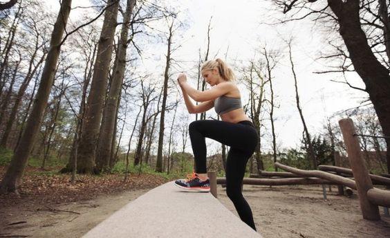 jeu des muscles - mouvement lent