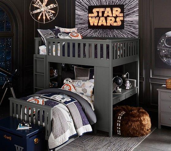 Star Wars Hyperdrive Mural In 2020 Star Wars Room Decor Star