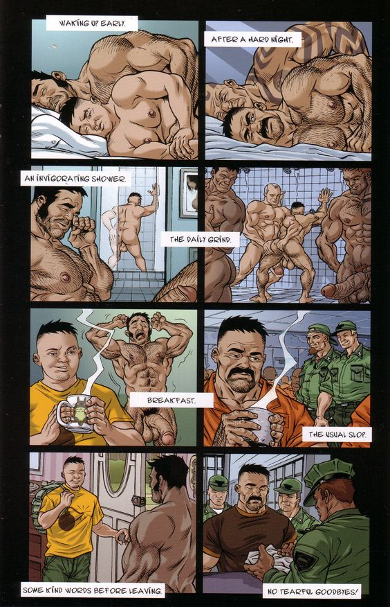 Best of Italian Gay Porn Drawings