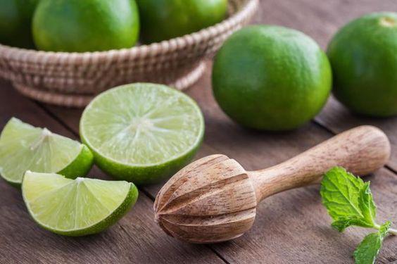 Acid Found in Lemons & Limes:
