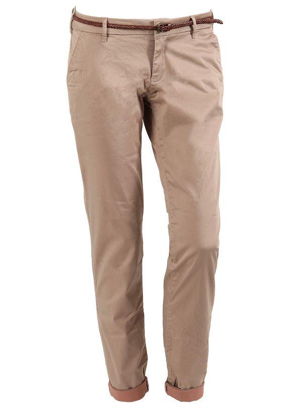 Hose Chino Pants    Diese trendige Hose gehört in jeden Kleiderschrank. Dank ihres optimalen Schnitts und der vielen Kombinationsmöglichkeiten , ist sie ein Muss für jede Garderobe.    Material: 97% Baumwolle, 3% Lycra  Maße: Länge:93 cm, Bundweite: 40 cm ( Größe: 29/ 32 )  Pflegehinweis: Maschinenwäsche...