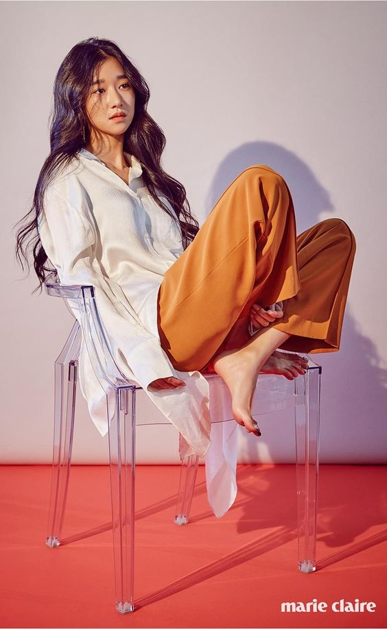 Seo Ye Ji - Marie Claire Magazine February Issue '17