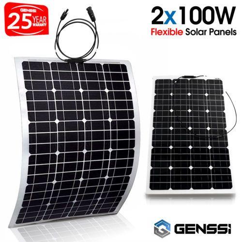 1kw 500w 400w 300w 200w 100w Solar Panel For 12v 24v Home Rv Boat Camping System Solar Panels Best Solar Panels Solar