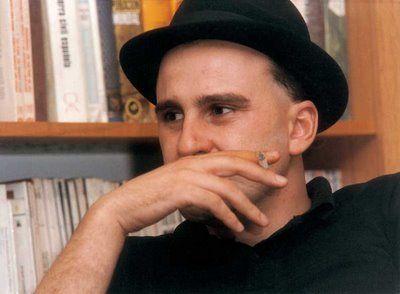 Antón Reixa - multimedia artist; author, director, singer-songwriter