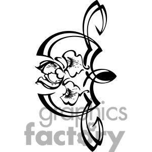 Floral Vignette 4