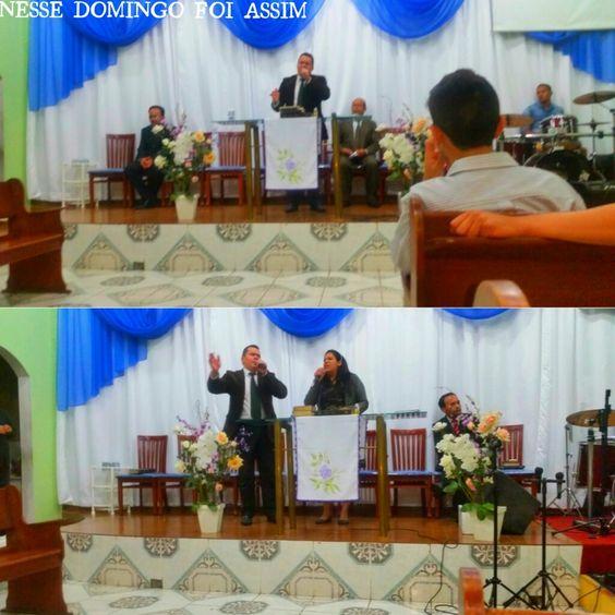 #eliasba #adoracao #musica #evangelico nesse domingo foi assim na AD MADUREIRA tudo para glória do nosso Deus. ..