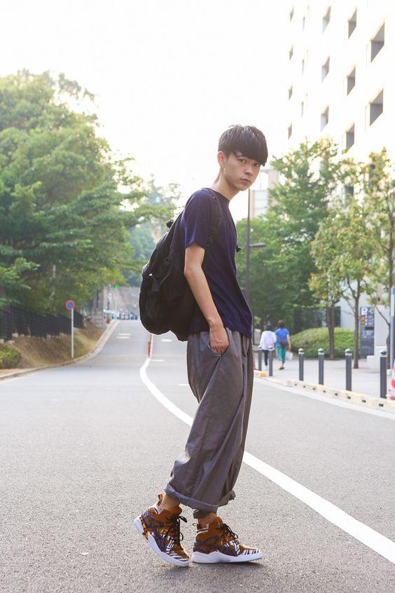 PUMA スニーカースナップ: 成田 凌 | Fashionsnap.com