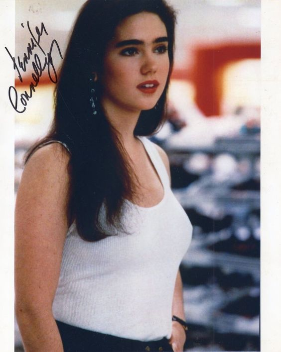 Young Jennifer Connelly (796×1000)
