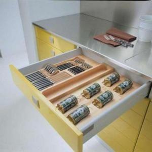 Bancadas De Cozinha, Cozinhas Modernas, Yellow Furnishings, Stainless Top,  Kitchen Bright, Kitchen Gallery, Kitchen Design, Organized Part 94