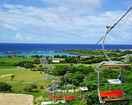 Okinawa Okinawa Ocean Sky Japan