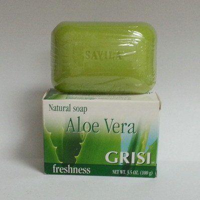 Aloe Vera Regenerative Natural Soap 3.5 oz