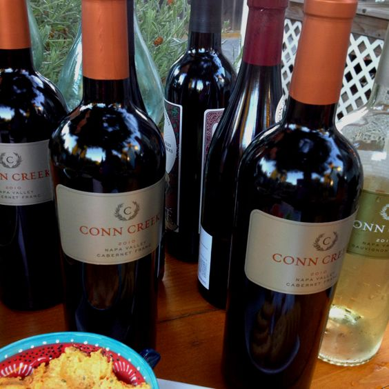 Our friends' wines #napa