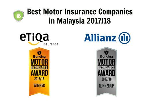 Motor Insurance Award 2017 2018 Best Car Insurance Malaysia