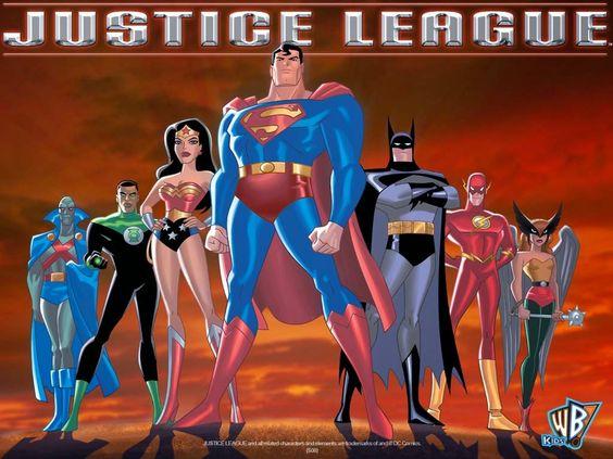 Series Animadas de DC Comics: Liga de la Justicia
