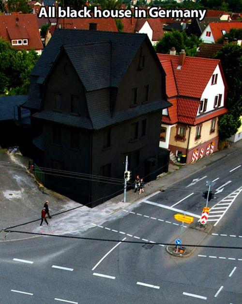 I found Gru's house.