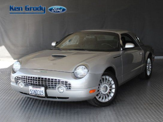 Convertible 2005 Ford Thunderbird With 2 Door In Carlsbad Ca 92008 Ford Thunderbird Ford Thunderbird