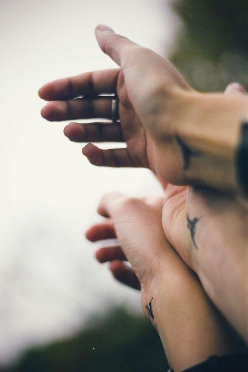 hummingbird friendship tatoo    Why didn't we get tattoos you guys? @Alexis Eliades