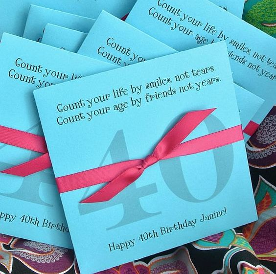 Custom Lottery Ticket Envelopes for 40th Birthday, adult party favors, lottery ticket favors, by abbey and izzie designs