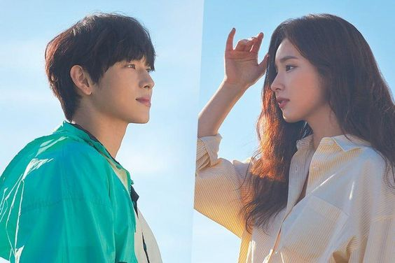 Im Siwan And Shin Se Kyung's Upcoming Romance Drama Reveals Premiere Date And Posters