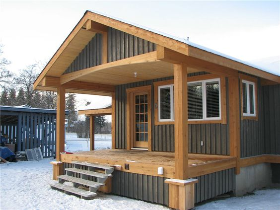Heavy Timber Post And Beam Construction Building Design