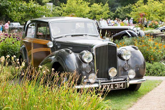 Classic Days am Schloss Dyck: Automobile Kulturgeschichte auf der Museums-Insel.