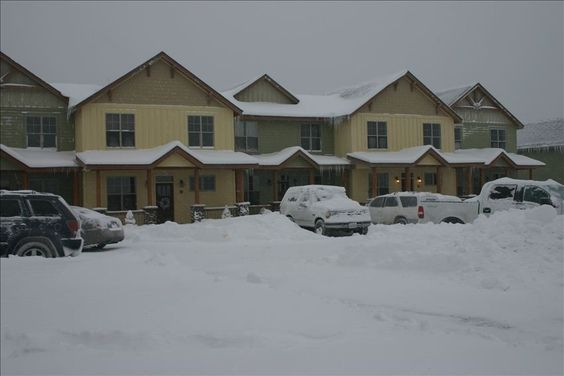 Townhome vacation rental in Snowshoe from VRBO.com! #vacation #rental #travel #vrbo