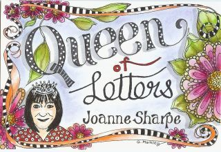 Tribute to Joanne Sharpe by Ginny Markley
