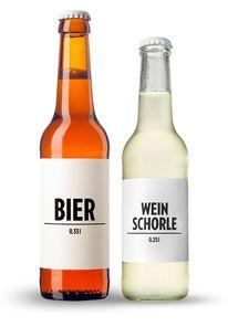 BIER & WEINSCHORLE – Geschmack braucht keinen Namen — Designspiration