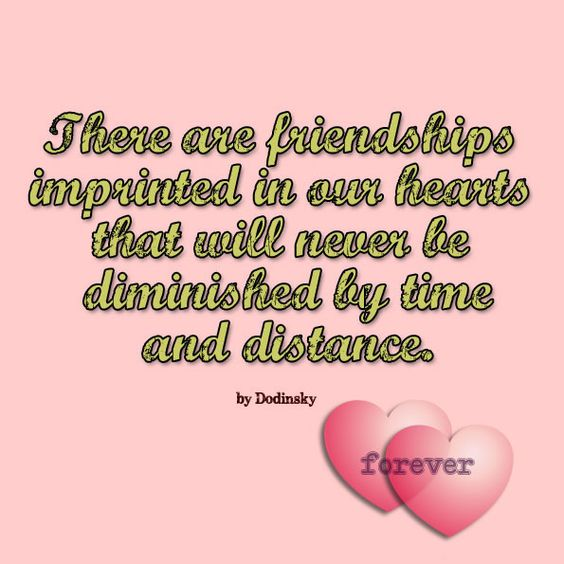 Why does it seem sometimes that people get distant, when you depend on their friendship?