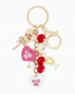 #conversationheart #lollipop #valentinesday #candyfashion #candyjewelry