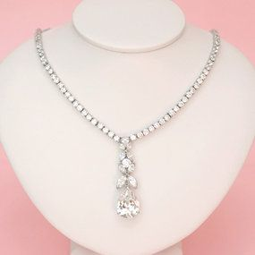 """Possible jewelry for the wedding...it's called """"Spoiled Pretty"""" by Kate Ketzal....sounds perfect!"""