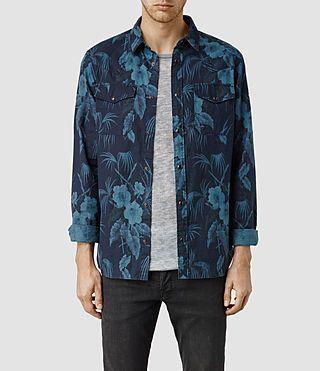 ALLSAINTS: Camisas para Hombre - Diseños exclusivos