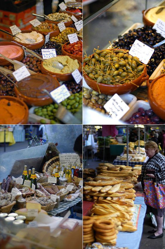 bastille market paris saturday
