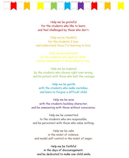 Classroom Prayer Ideas : Teacher s prayer faith and pinterest teaching